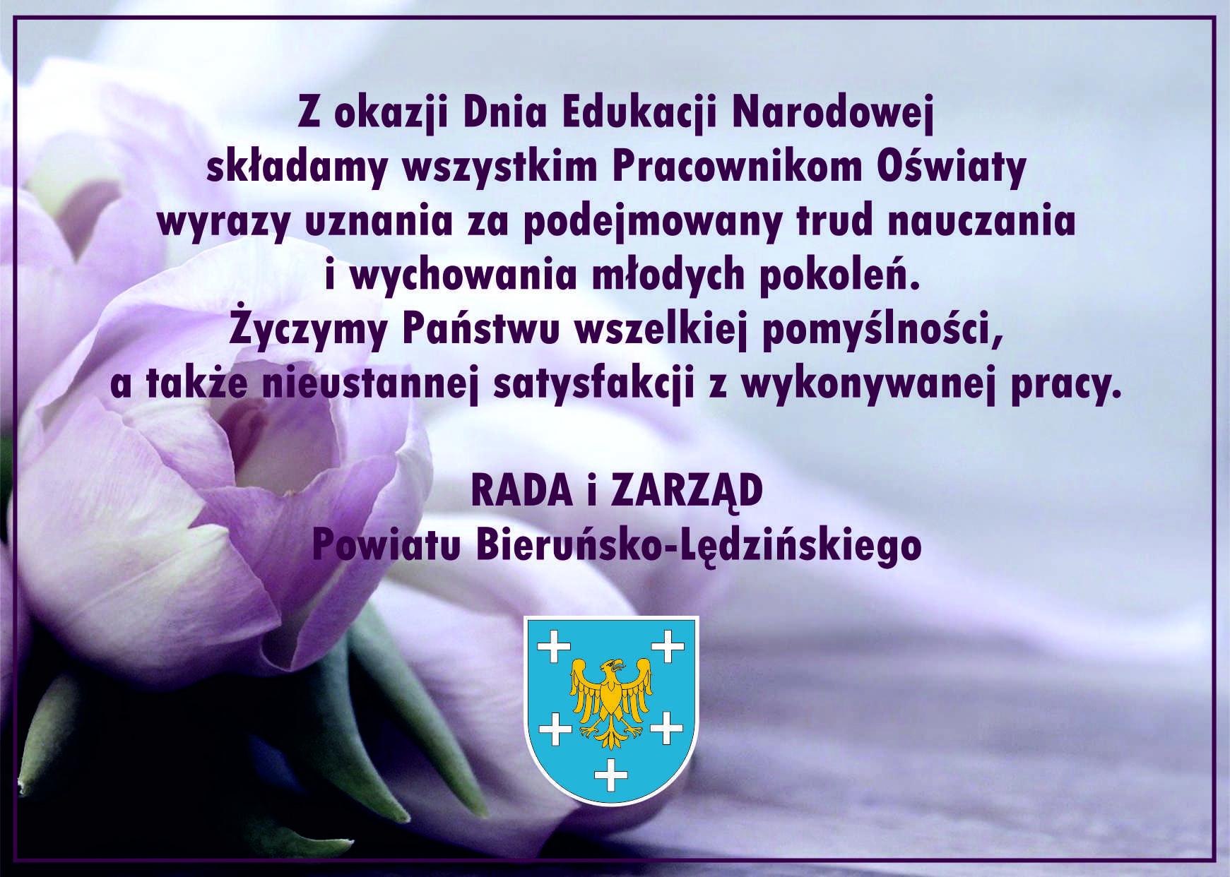 Życzenia dla nauczycieli z okazji Dnia Edukacji Narodowej