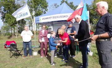 XXII Powiatowe Święto Latawca - wręczenie nagród